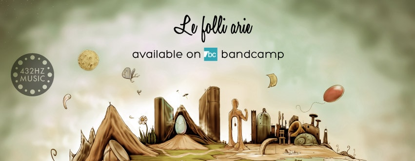 le folli arie band camp